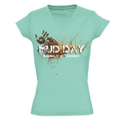 T-shirt femme splash