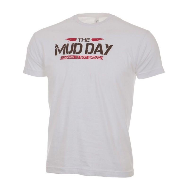 T-shirt logo Mud day