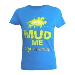 T-shirt MUD ME Turquoise